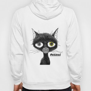 ennui-black-cat-hoodies