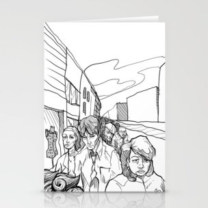 people-in-middling-city-cards